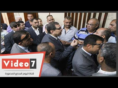 وزير القوى العاملة:  اللى بينجح فى انتخابات العمال بنقول له ربنا يعينك