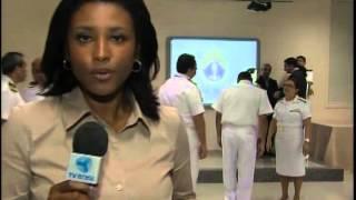 Dalva Maria Mendes se torna 1ª mulher almirante da Marinha  - Repórter Brasil (noite)