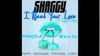 Te quiero Mas(shaggy) - SejixMusic 2k17 Hands up Remix