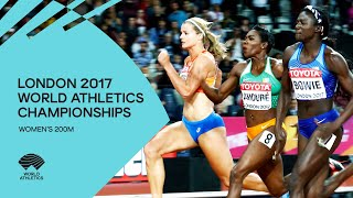 Women's 100m Final | IAAF World Championships London 2017