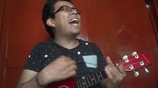 Jose Madero - Sinmigo Cover (Ukulele)