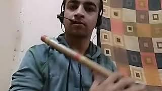 Dekha hazaro dafa aapko flute cover melody by Animesh Jain.