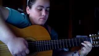 Rozalén - Soñar Contigo (Cover by Carla Peña)