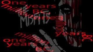 The Misfits - 1,000,000 Years B.C. (Lyrics Video)