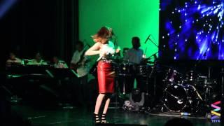 Sarah G Bang Bang Live! - All For One Beat