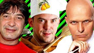 HRUŠKA ft. BABICA vs. POHLREICH - Parodie | Gameballcz