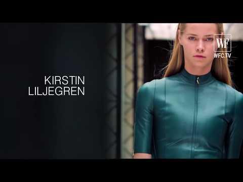 Kirstin Liljegren — Top model from Denmark