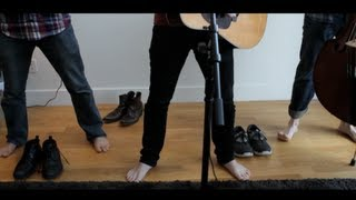 Shoes - Chris Ayer (feat. Matt Simons & Jeremy McDonald) One Take Live