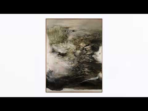 Vidéo de Zao Wou-Ki
