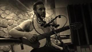 Quando eu for grande - gravação de violão e produção