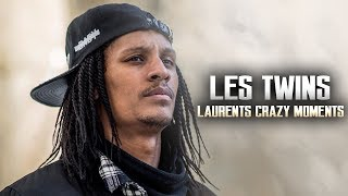 LES TWINS | LAURENT'S CRAZY MOMENTS