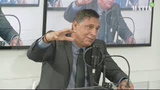 Mustapha El Haddaoui : «Cela ne fait que quatre mois que j'ai un contrat avec la FRMF»