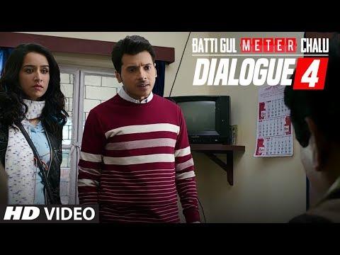 Dialogue Promo 4:Batti Gul Meter Chalu   Shahid Kapoor, Shraddha Kapoor, Divyendu Sharma,Yami Gautam