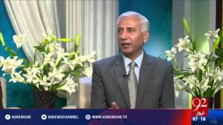 Subh e Noor - 06-04-2016 - 92NewsHD