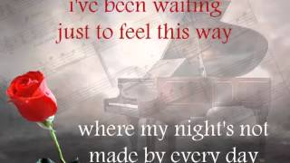 David Cook - The Last Song I'll Write For You + Lyrics