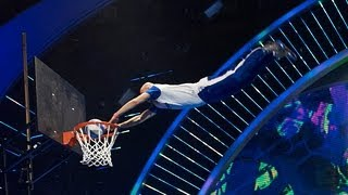 Face Team basketball players - Britain's Got Talent 2012 Live Semi Final - UK version