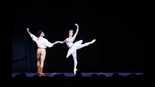Marianela Núñez reunió a 8.000 personas en una doble jornada a pura danza