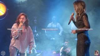 Sıla & Ceylan Ertem - Yabancı 04 Şubat 2017 Heybeden Şarkılar Konseri - TİM Show Center