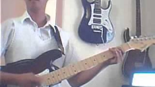 Chatanooga choochoo shadows guitar cover