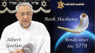 Albert Gozlan: Shana Tova 5779, feliz año de bendiciones para todos