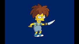 *Free/DL* // Ski Mask The Slump God ✘ A$AP Ferg Type Beat // The Simpsons -  Sideshow Bob Theme ᴴᴰ