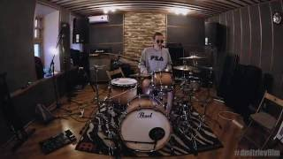The Roots (feat. John Legend)–The Fire (Cover on drums)