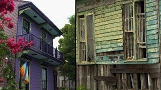 Nova Orleans ressurge das cinzas