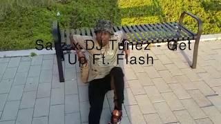 Sarz x DJ Tunez - Get Up Ft. Flash (OFFICIAL HAPPY FEETS DANCE VIDEO PART 1)