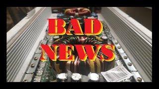 Bad News... (Taramps Bass 12k Amplifier Internals!!)