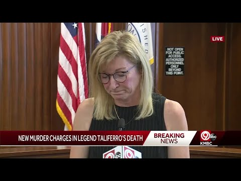 KC man, 22, charged in fatal shooting of LeGend Taliferro