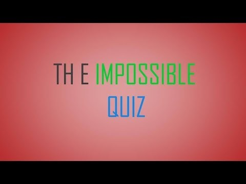 M3KKY | The Impossible Quiz [Dat TiiiiiiiiT ]