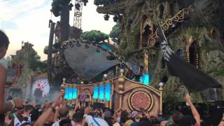 Tomorrowland 2016 - Steve Angello (Intro)