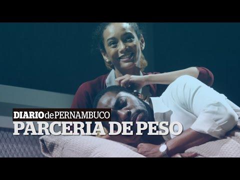 Entrevista: Taís Araújo e Lázaro Ramos