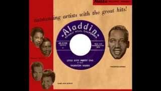 Thurston Harris - Little Bitty Pretty One (Rare 'Mono-to-Stereo' Mix - 1957)