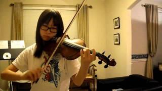 Because I'm Stupid (내 머리가 나빠서) Violin Cover [Sheet music link!]