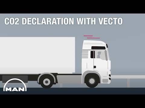 MAN: CO2 Declaration with VECTO