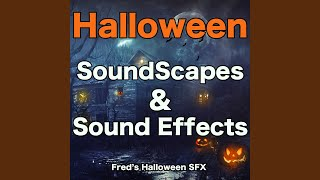 Halloween Creepy Heart Beat Sound Effect