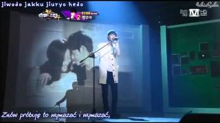 [LIVE/ ROM/ PL SUB] Jung Joon Young - Did You Forget? (cover of Lee Seung Chul) ~polskie napisy~
