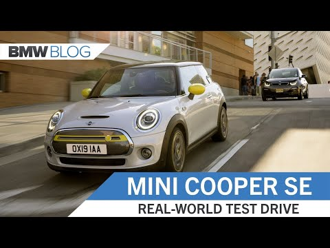 MINI COOPER SE – City Test Drive and Review