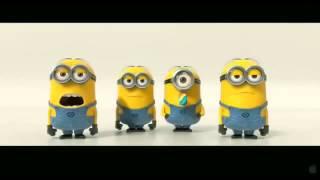 Funny Minios Song | by Ara Ahmad