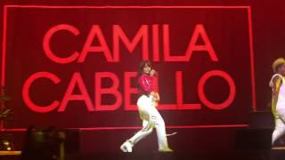 Camila Cabello - Know No Better (LIVE) [FRONT ROW HD]