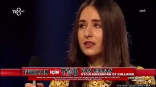 Türkan Kürşad - Hurt / O Ses Turkiye Yarı Final Performansı.