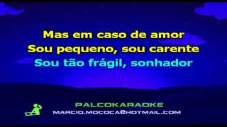 Bruno e Marrone   Meu disfarce - Karaoke