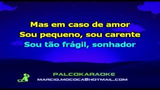Bruno e Marrone   Meu disfarce - Karaoke