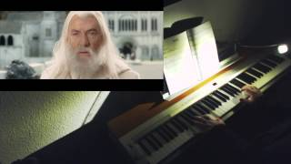 The Lord Of The Rings - ROHAN (Piano Cover)