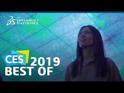 CES 2019: BEST OF - Dassault Systèmes