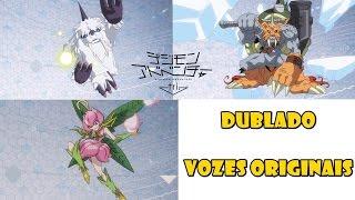 Digimon TRI - EPI2 - Digievoluções [DUBLADO - VOZES ORIGINAIS]