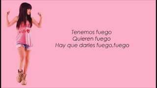 Becky G feat Pitbull-Can't Get Enough Spanish Version (Lyrics)