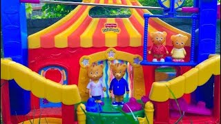 LITTLE PEOPLE CIRCUS Set with DANIEL Tiger TOYS! width=