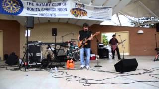 Mark Anthony Band--Night Moves (montage) (Bob Seger Tribute Band) Live at Bonita Springs Fl 11-23-14